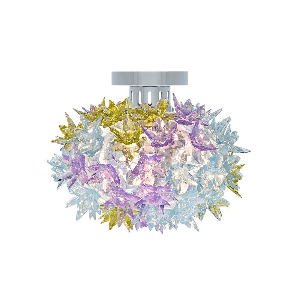 Discover the Kartell Lavender Bloom Ceiling Lamp - 28x22cm at Amara