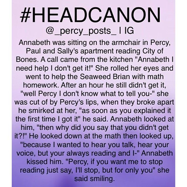 gallery for gt percy jackson headcanons fanfiction percy