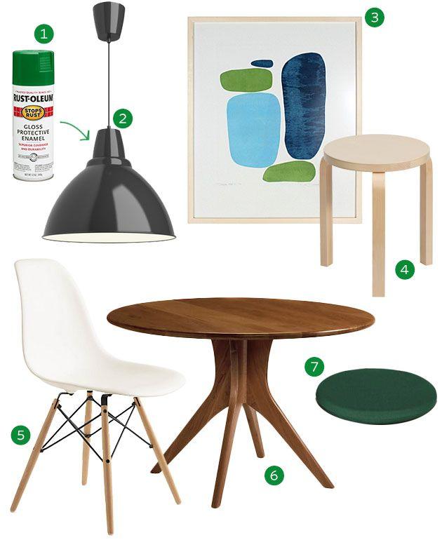 Get The Look: Zoe Murphyu0027s Dining Room