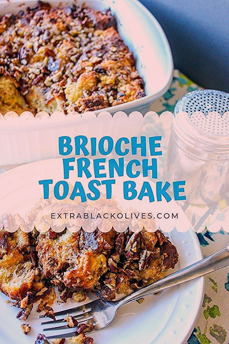 Photo of Brioche French toast bake