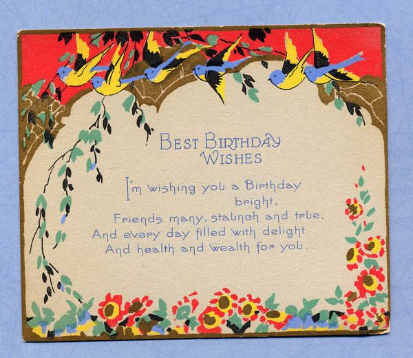 52 Best Birthday Wishes for Friend with Images – Male Birthday Greetings