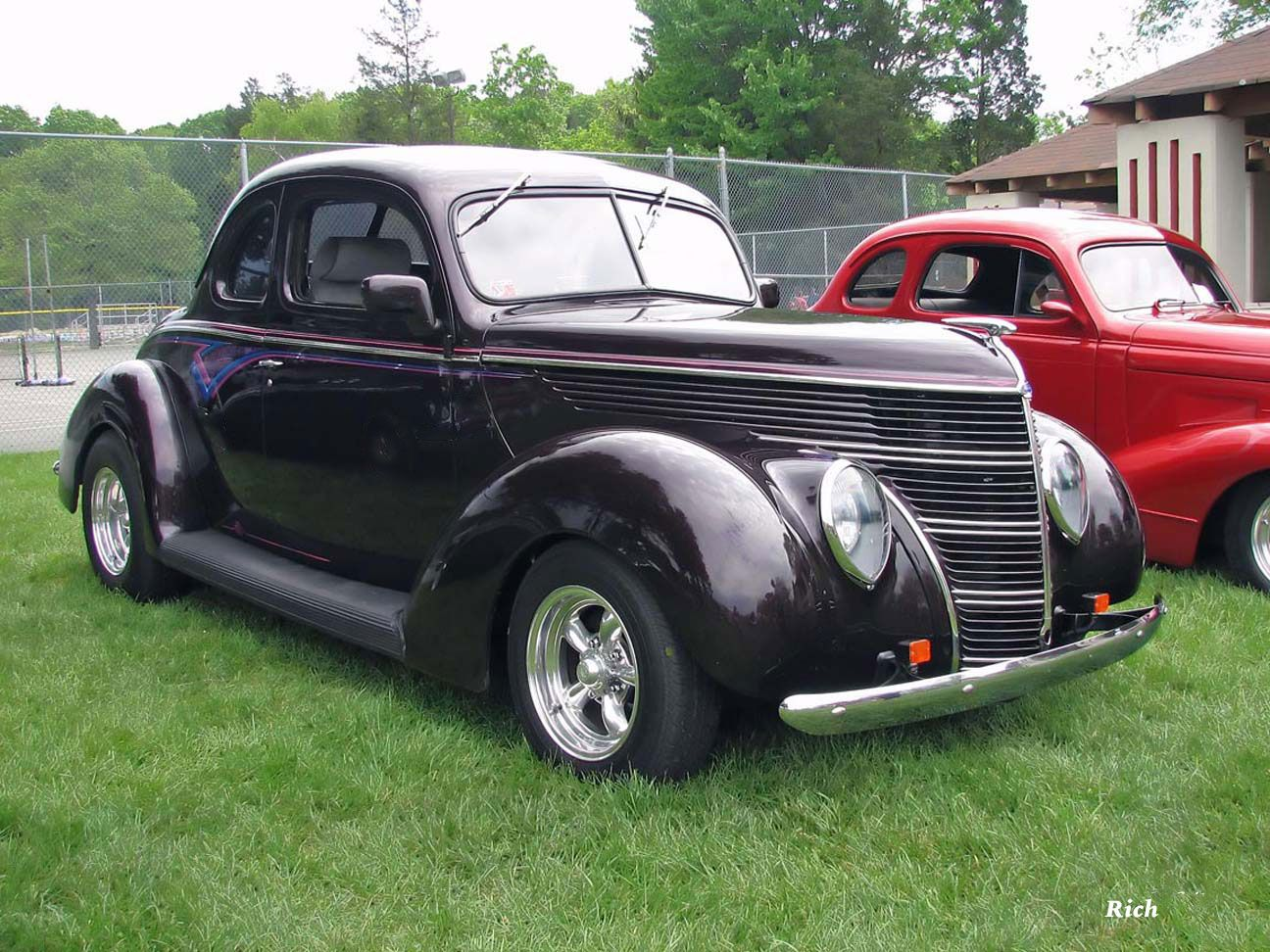 1938 Ford Coupe Ford Motor Car Ford Classic Cars