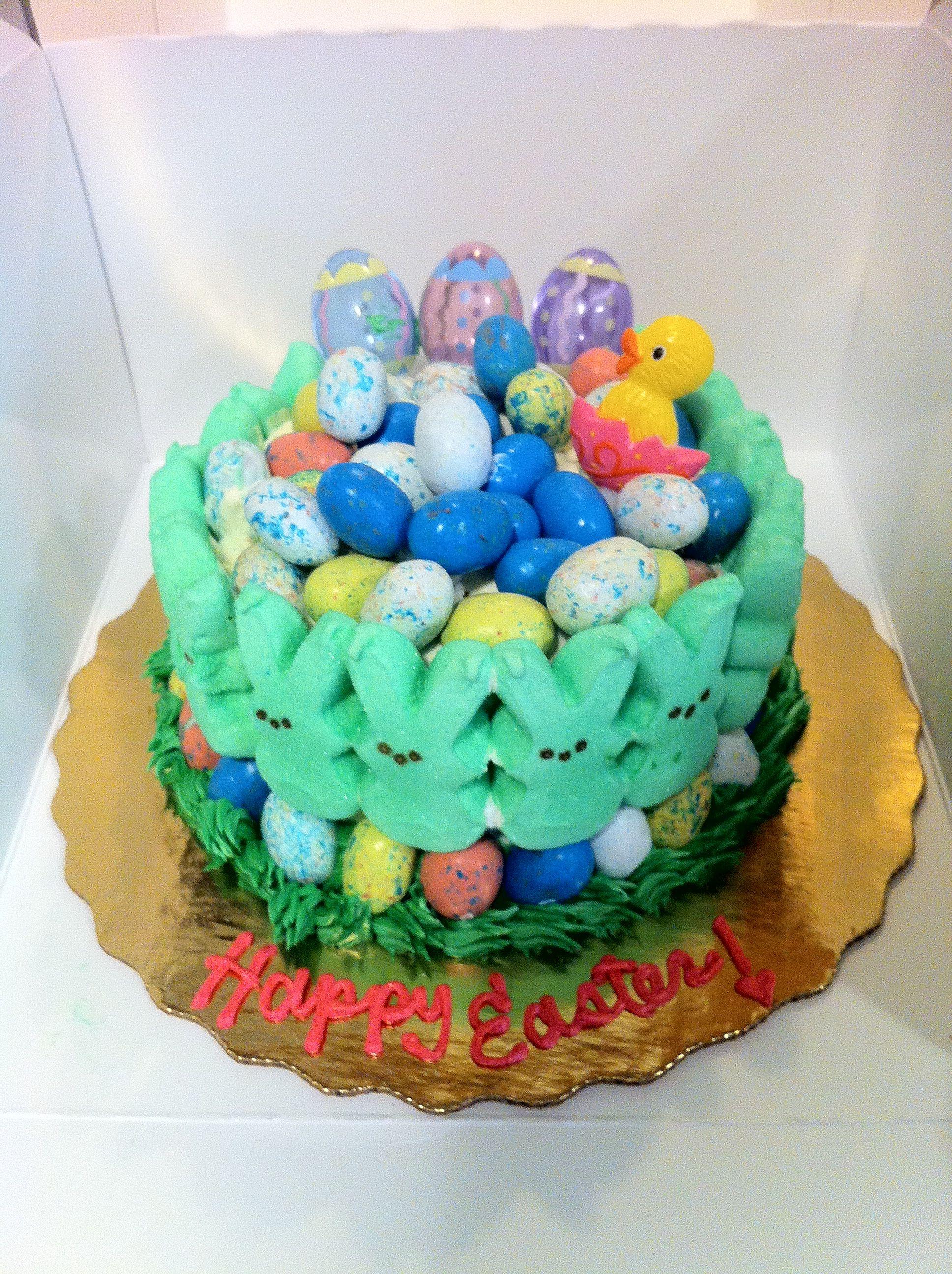 HAPPY EASTER CAKE Publix Cake