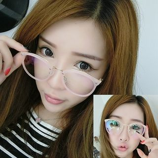 Buy OJOS Round Glasses at YesStyle.com! Quality products at remarkable prices…