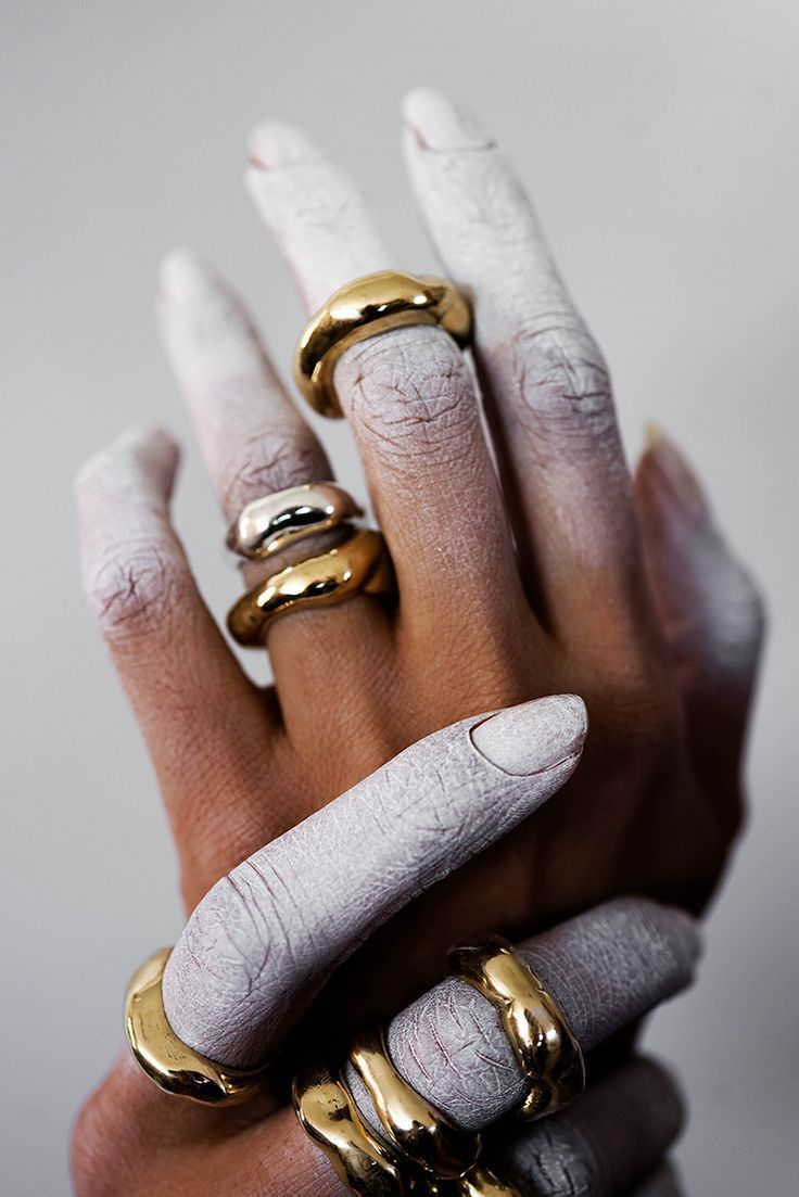 Photo of S A D É // Gold Rings – Women's Jewelry and Accessories – S A D É // Gold Rings   € …