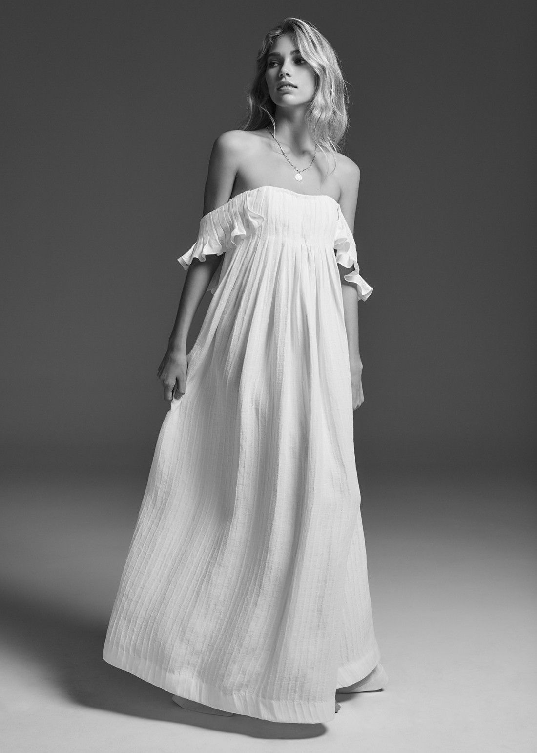 Off shoulder wedding gowns lein the dress pinterest gowns