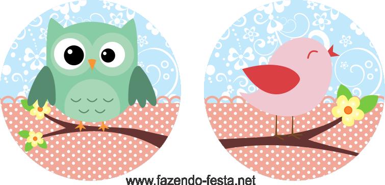 passarinhos festa infantil - Buscar con Google