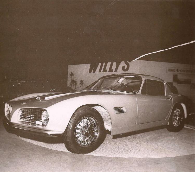 1964 Willys Capeta (Brasil)