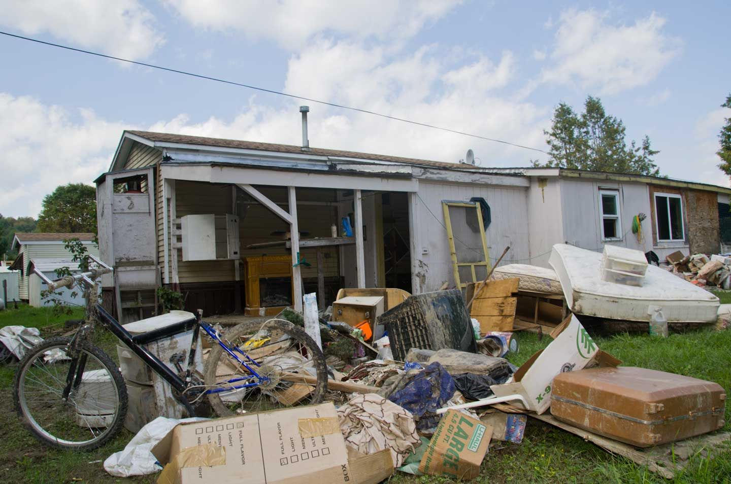 Image Result For Trailer Trash Homes