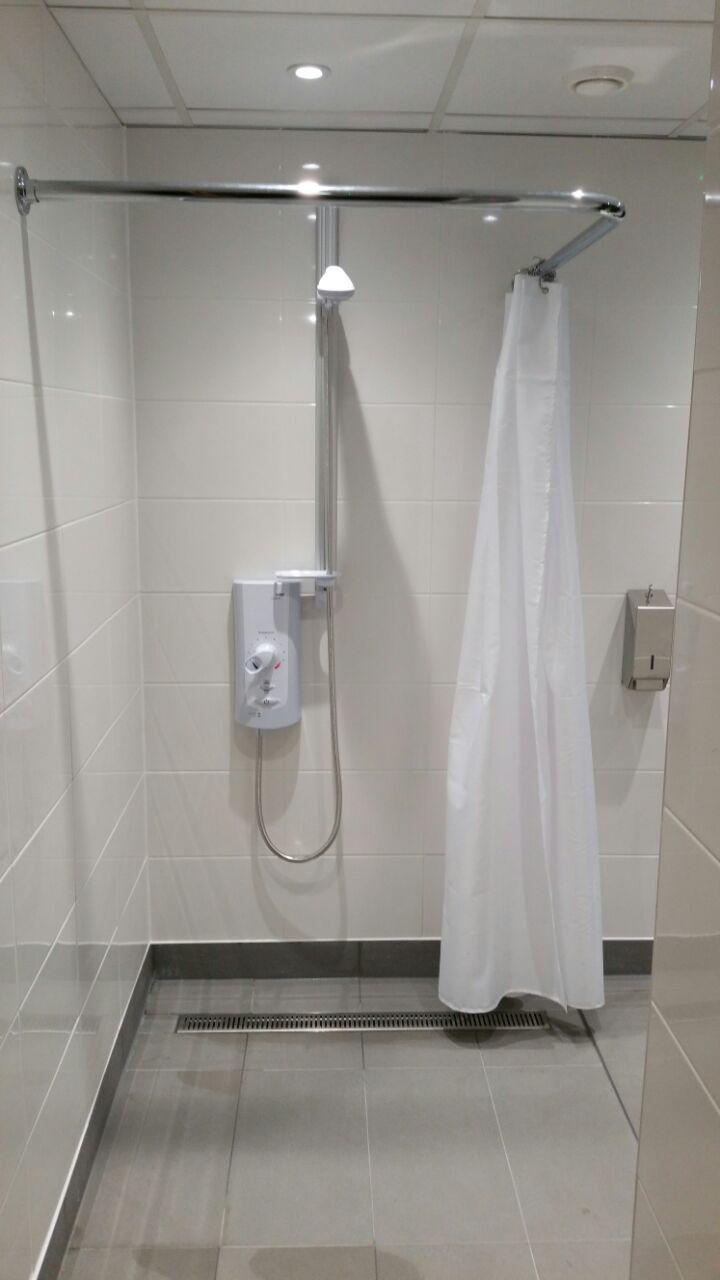 Wet room /& Wetroom Kit for Vinyl Floor Coverings in Shower Rooms