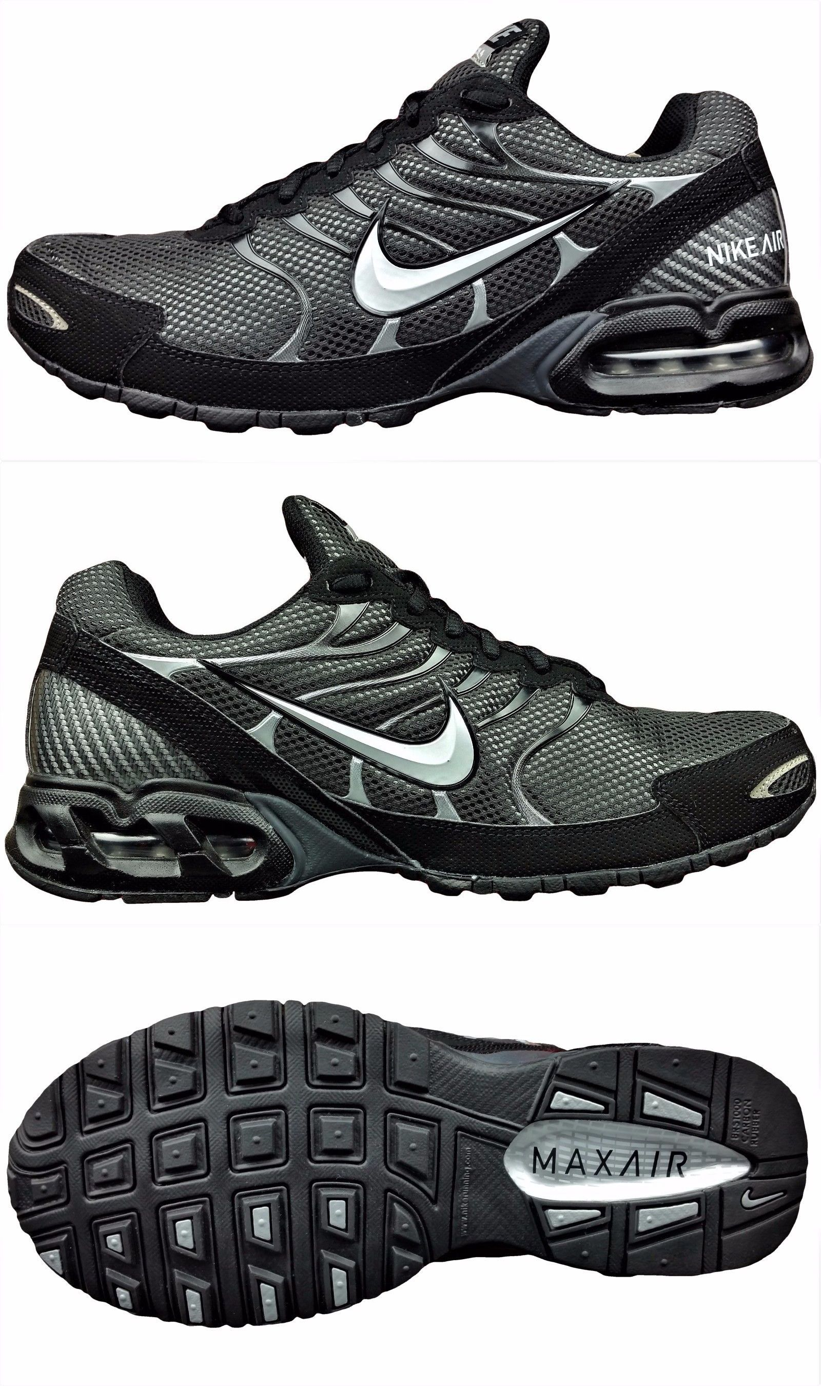 f290779491 Athletic 15709: New Nike Air Max Torch 4 Men S Running Shoes Airmax  Sneakers Black
