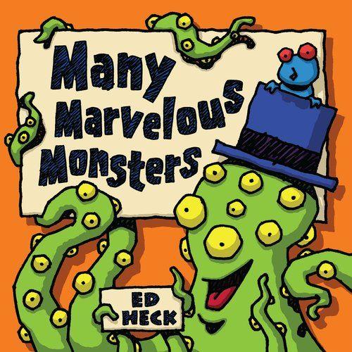 Kim Gordon Many Marvelous Monsters by Ed Heck,http://www.amazon.com ...