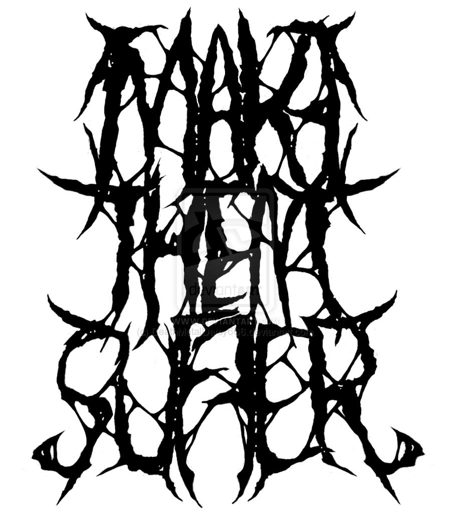 make them suffer band logo band logos pinterest music artists rh pinterest co uk make a band logo for free make a band logo free