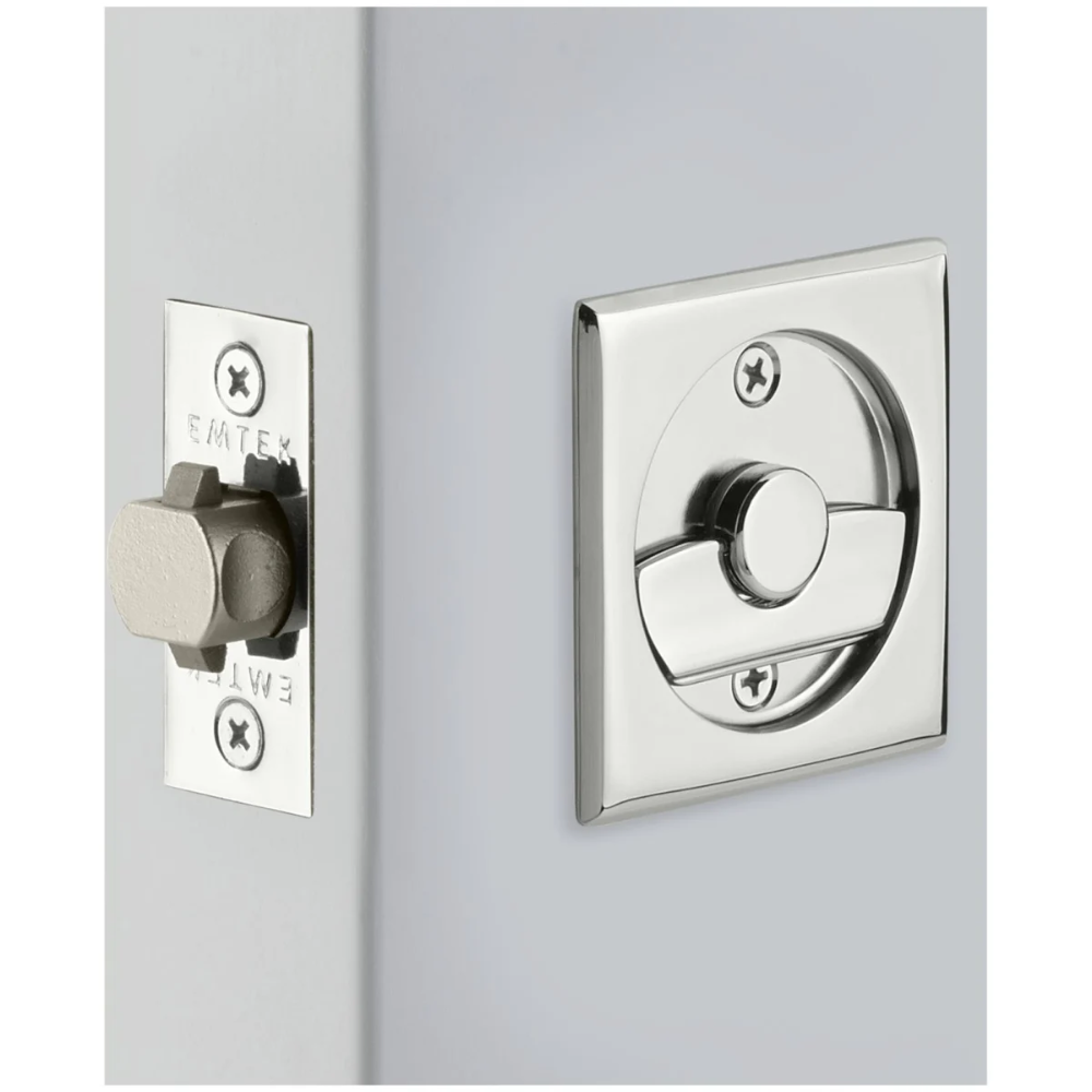 Emtek 2135 Build Com In 2020 Pocket Door Lock Emtek Pocket Doors