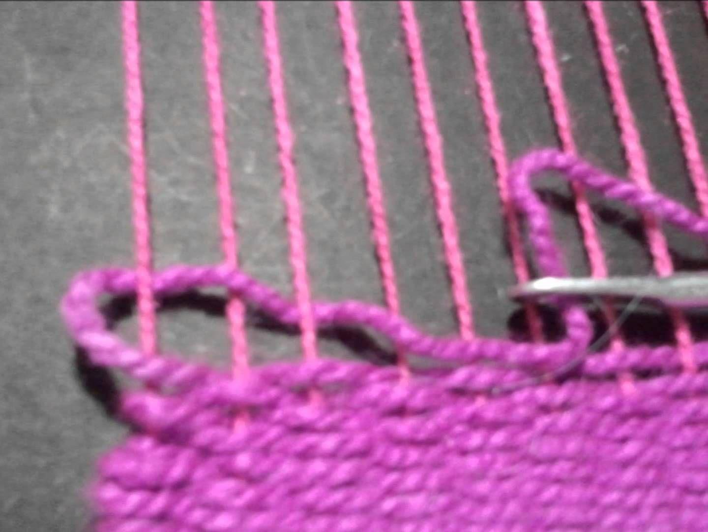 Maquina de trico portatil