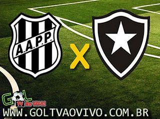 Assistir Ponte Preta x Botafogo ao vivo 18h30 Campeonato Brasileiro