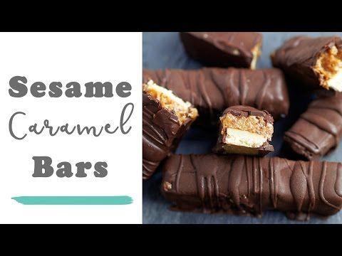 Raw sesame caramel bars vegangluten free youtube raw raw sesame caramel bars vegangluten free youtube forumfinder Images