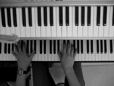 An Excellent Piano Interpretation Of Carnival Of Rust With