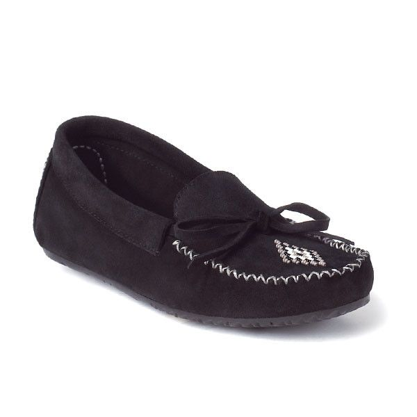 Canoe Suede Moccasin
