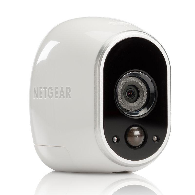 Netgear Arlo Smart Home Add-On Indoor Outdoor HD Security Camera ...