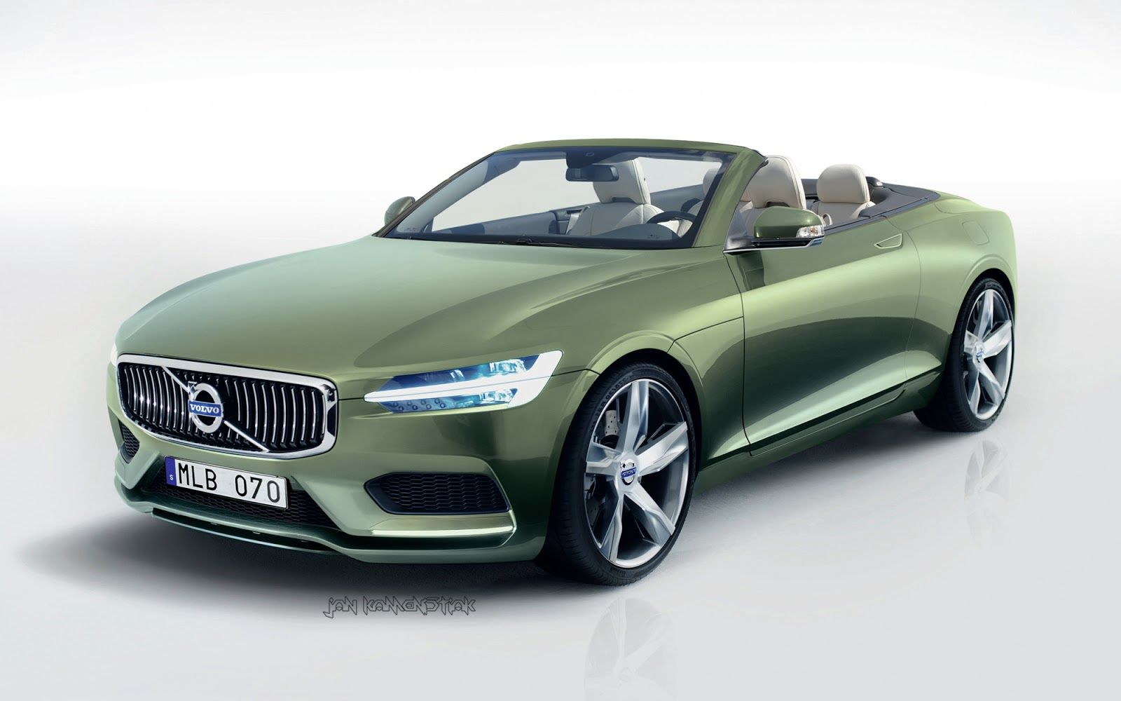 2017 Volvo Convertible Volvo Concept Coupe Reimagined As C70