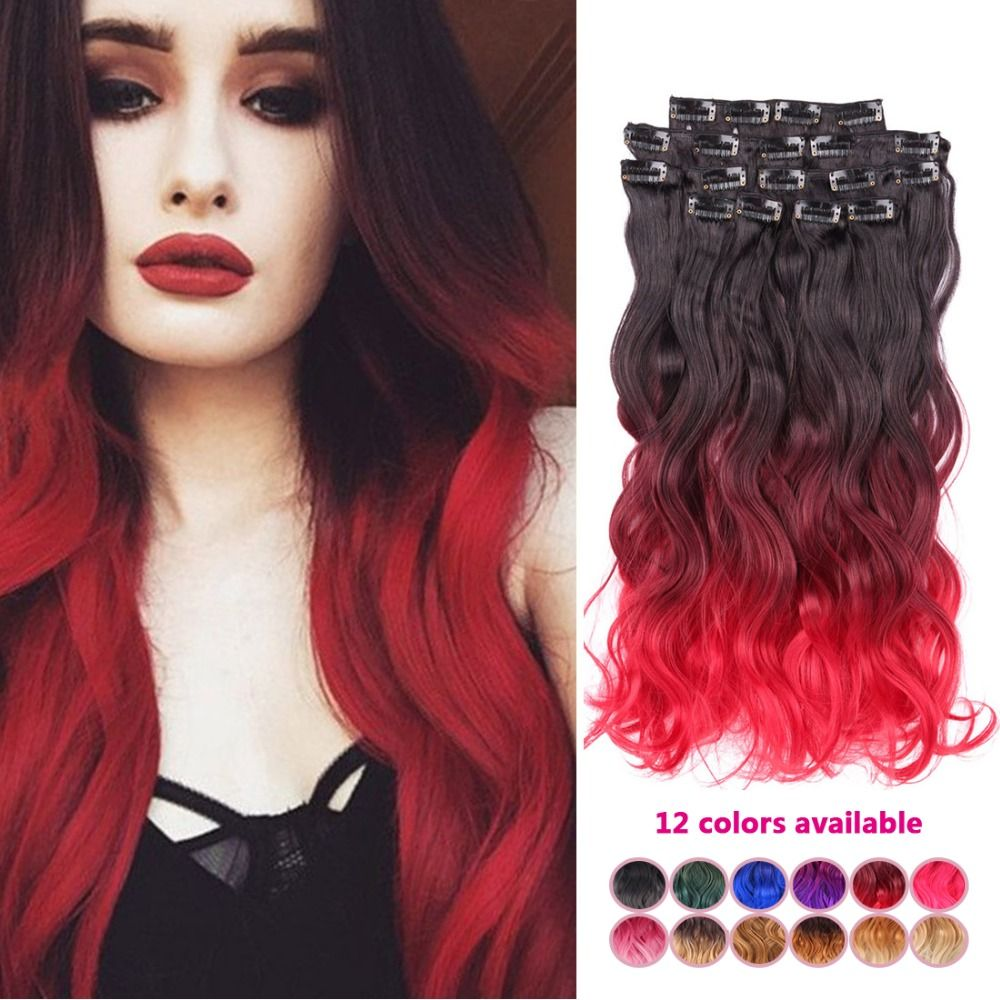 Find More Clip In Hair Extensions Information About Brazilian Black