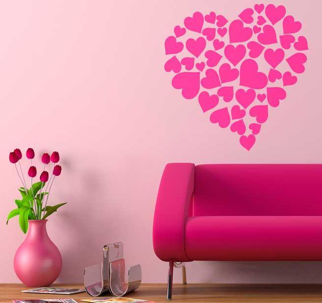 Plantillas para decorar paredes para imprimir imagui - Paredes pintadas originales ...