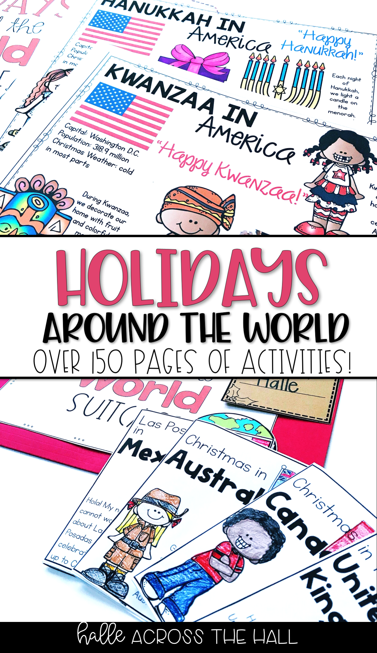 Holidays Around The World Christmas Around The World