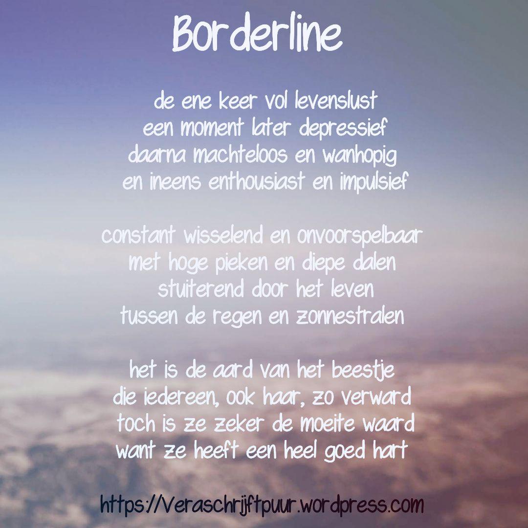 Citaten Werkplezier : Borderline gedichten spreuken en teksten