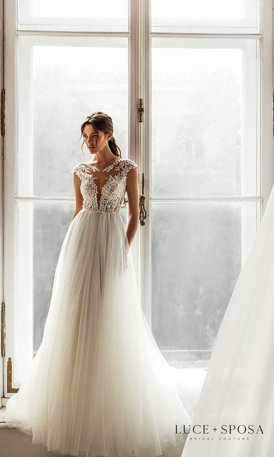 Luce Sposa 2021 Shades Of Couture Wedding Dresses Wedding Inspirasi In 2021 Wedding Dresses Wedding Dress Couture Ball Gown Wedding Dress [ 1500 x 900 Pixel ]