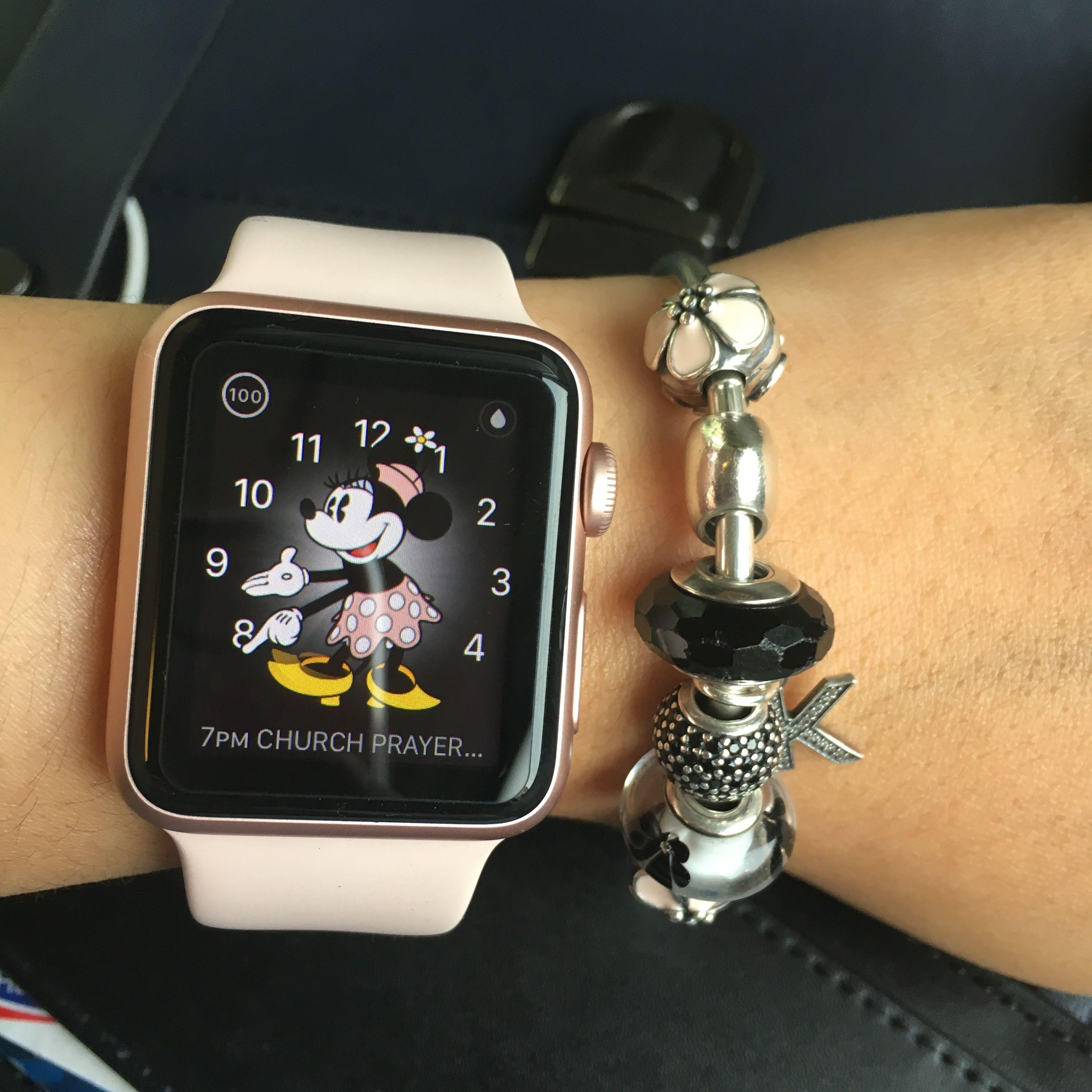 Pandora #applewatch | Reloj apple, Apple watch correas