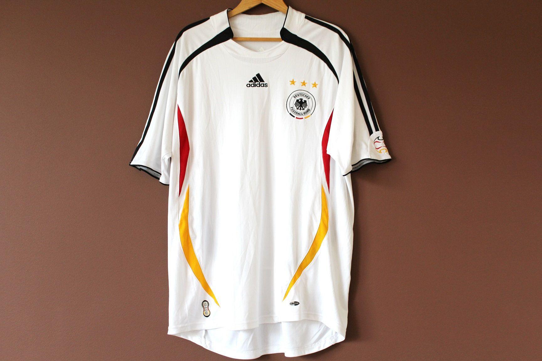 Vintage Football Germany Shirt White Adidas Jersey Training Etsy Germany Shirt White Adidas Vintage Adidas [ 1152 x 1728 Pixel ]