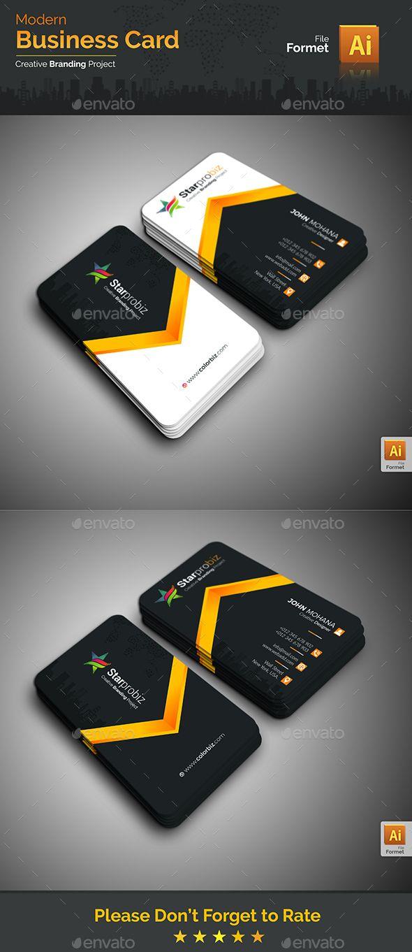 Cartes De Visite Impression Modles Rialistic Business Card Template Vector EPS AI Illustrator
