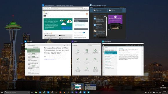 how to use windows task view and virtual desktops task view and virtual desktops are two powerful new windows 10 features here s how to use them