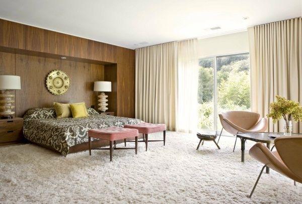 Architecture Design Crisis Mid Century Modern Interior Design Mid Century Modern Bedroom Mid Century Modern House