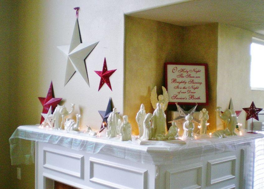 O Holy Night Mantle | Happy birthday jesus, O holy night, Holy night