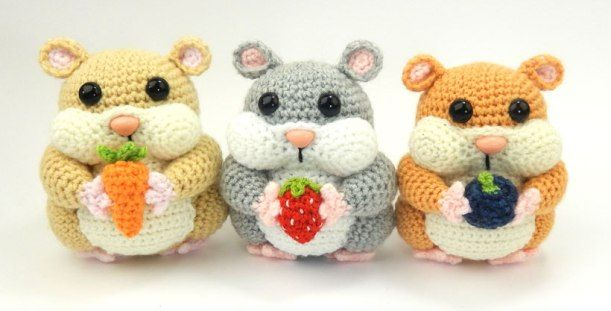 Original Amigurumi Crochet Patterns Amigurumi Pinterest Häkeln