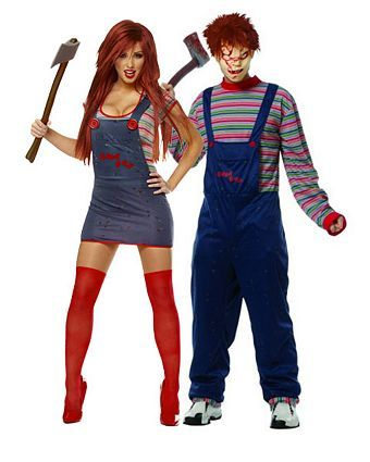 Chucky Adult Halloween Costume