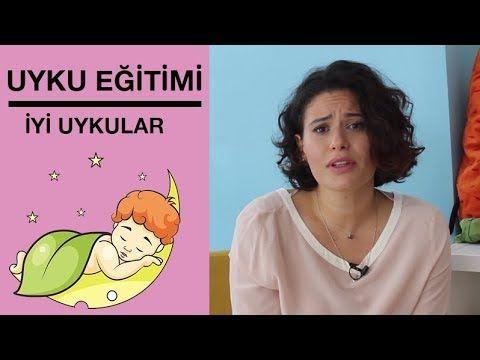 Bebeklere Uyku Eğitimi Nasıl Verilir - UYKU EĞİTİMİ