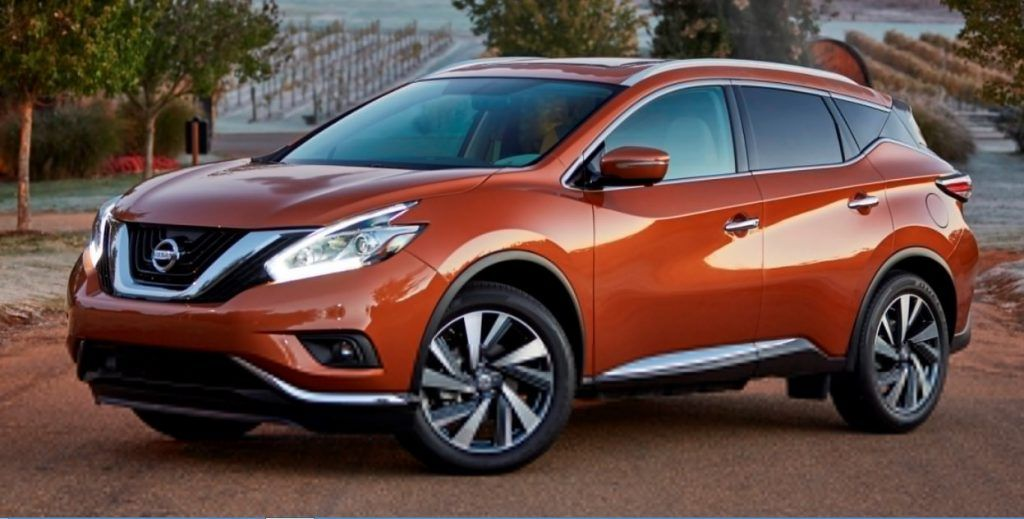 2017 Nissan Murano Review, Price, Specs