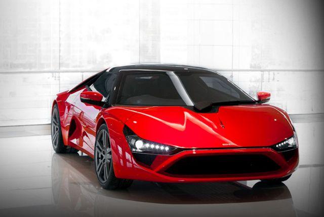 Dc Design Avanti Sports Car Headed For Production