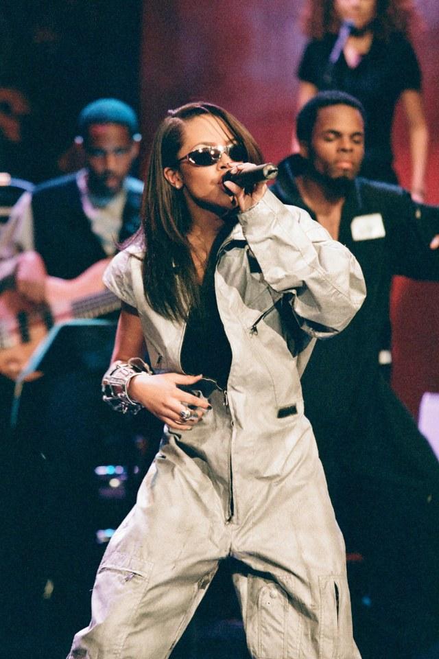 1997 Aaliyah
