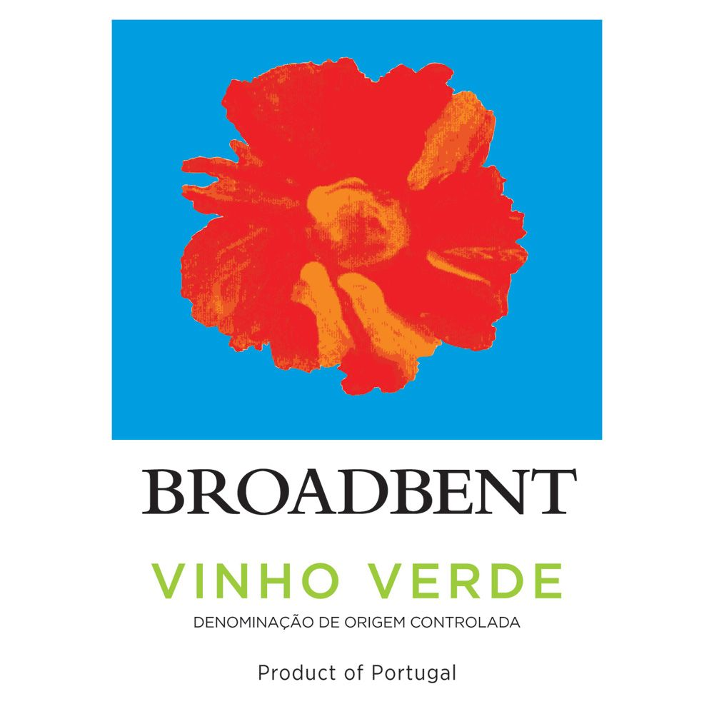 Broadbent Vinho Verde Low Alcohol Wine Pinot Blanc Portugal Wine