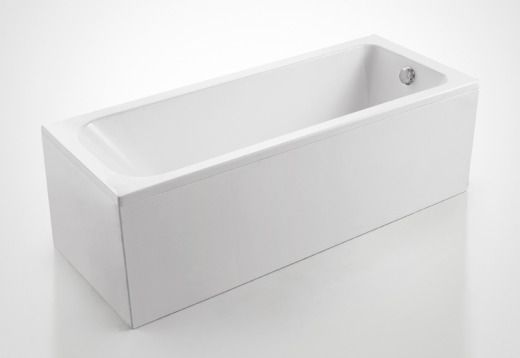 5 Skinny Bathtubs Important for Tight Bathroom Spaces Bathtubs