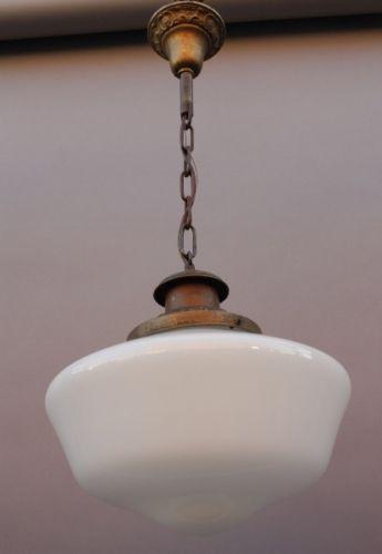 Pendant Antique Light Fixture