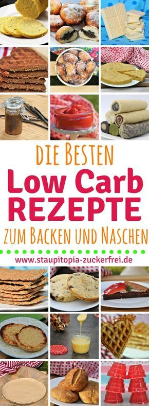 die besten low carb rezepte zum backen und naschen kochen pinterest backen kuchen und rezepte. Black Bedroom Furniture Sets. Home Design Ideas