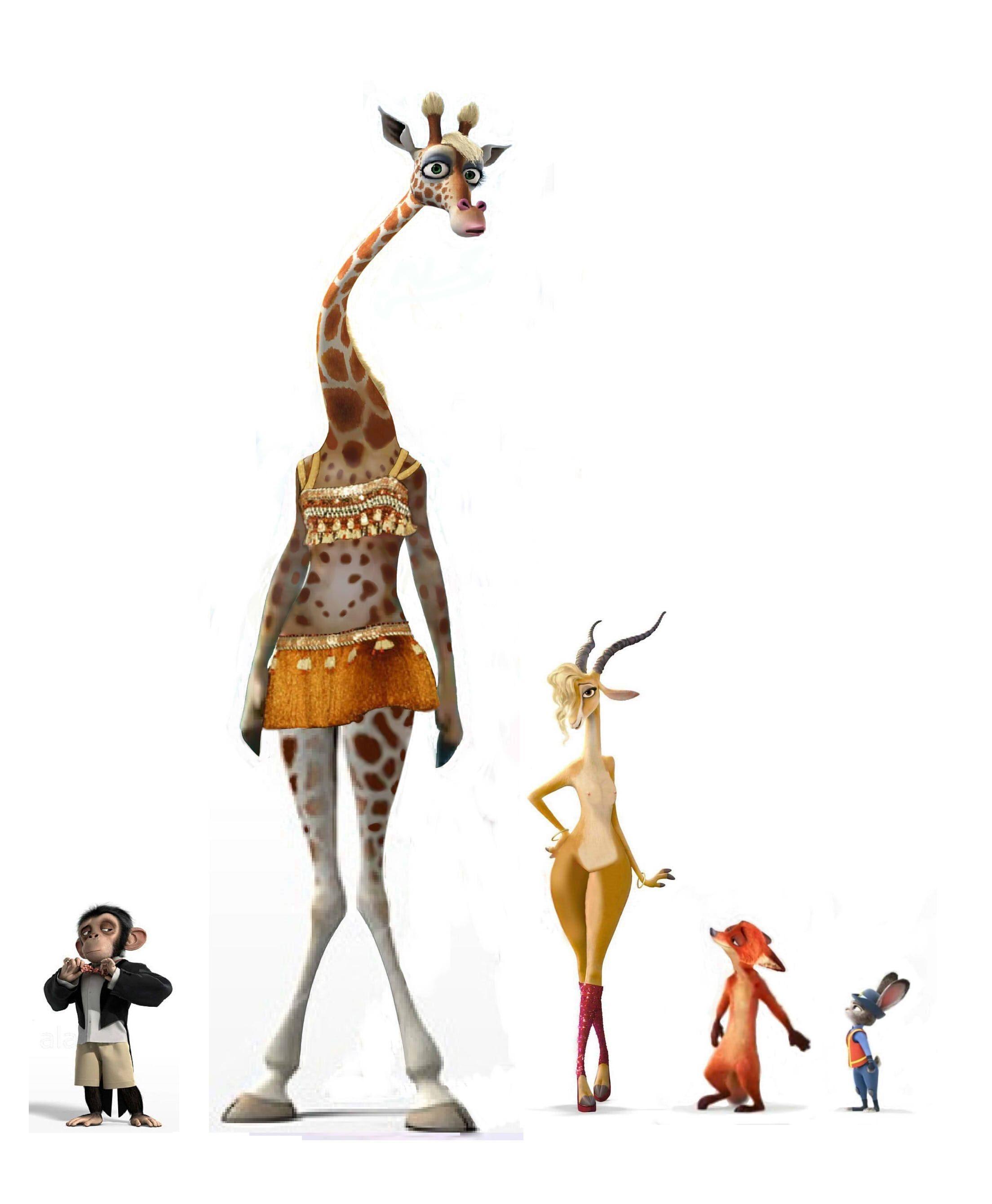 gazelle zootopia