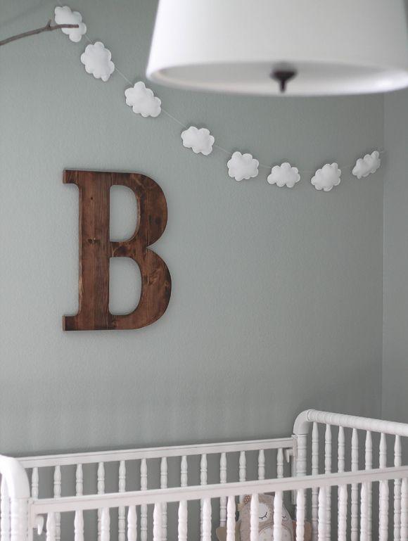 Guirlande chambre enfant | Aménagement chambre bébé, Deco ...