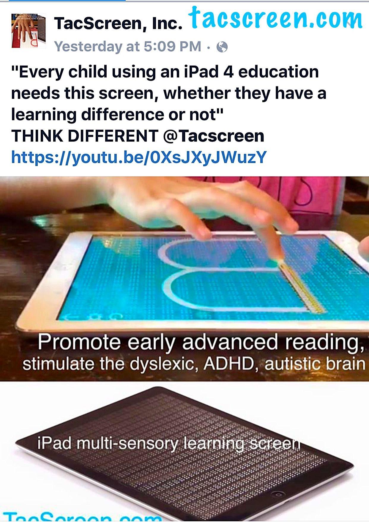 Pin By Tacscreenshopify On Dyslexic Multi Sensory