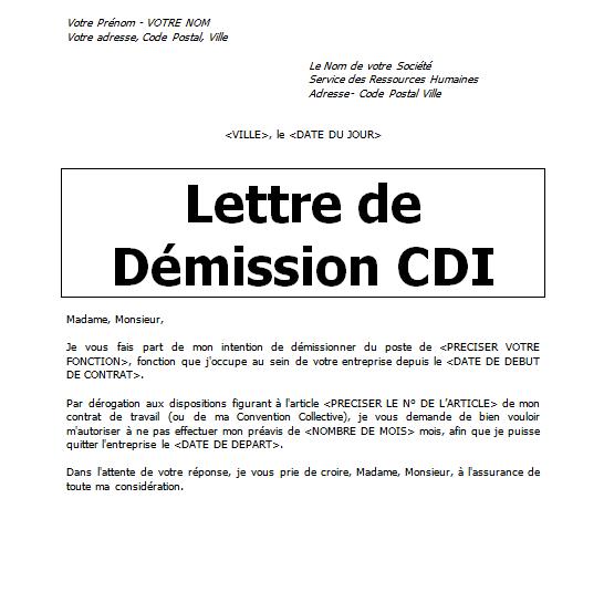 Lettre Demission Sans Preavis Word Doc Cours Genie Civil Outils Livres Exercices E Lettre De Demission Exemple Lettre Motivation Lettre De Recommandation